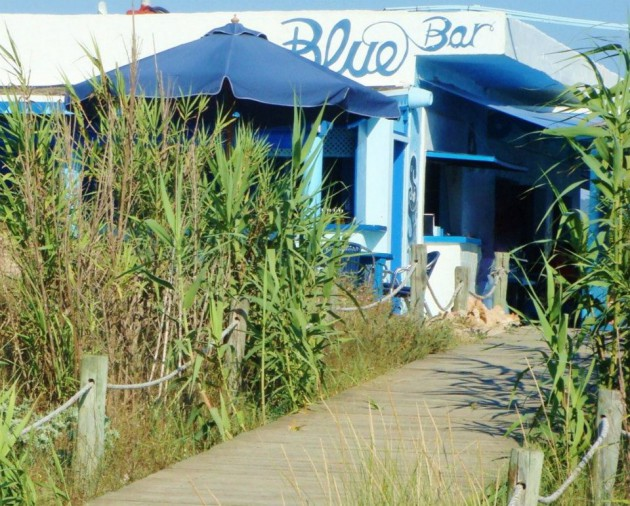 Restaurante Blue Bar