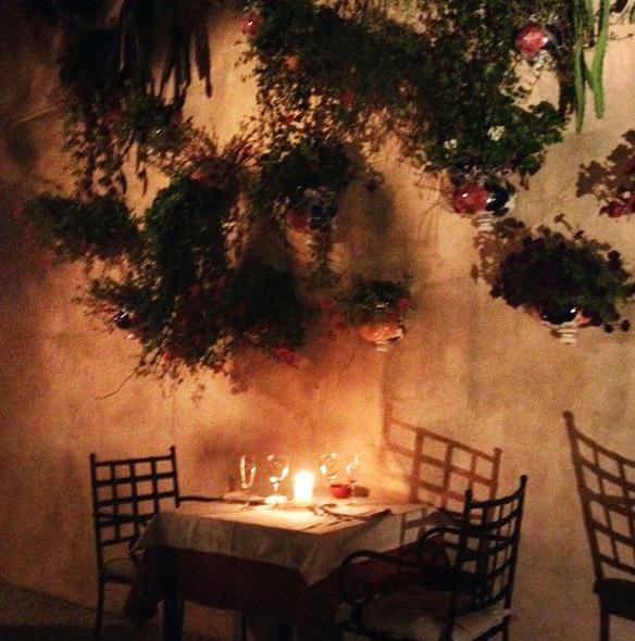 Restaurantes para una noche especial