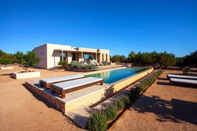 Villa 1 Camí d´es Cap 8 pax