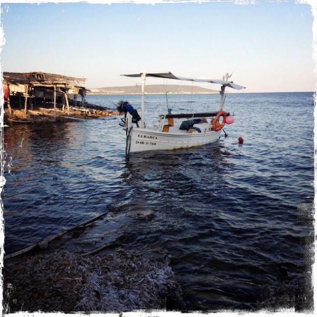 Los embarcaderos de los pescadores