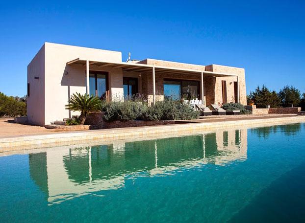 Formentera in las mejores casas y apartamentos en alquiler for Casas de alquiler en
